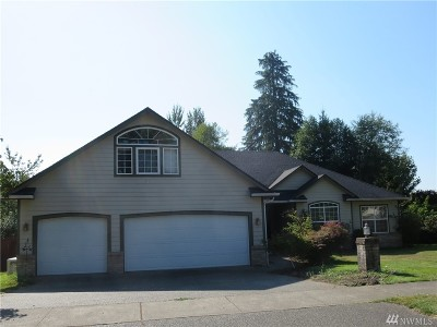 Tumwater Single Family Home For Sale: 7105 Cavalier Lp SW