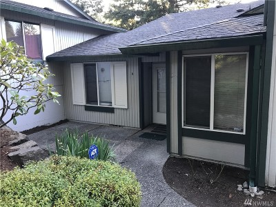Federal Way Condo/Townhouse For Sale: 509 S 323rd Place #15A
