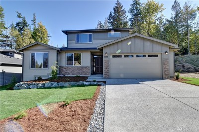 Bellingham Single Family Home Sold: 1208 Brookstone Dr