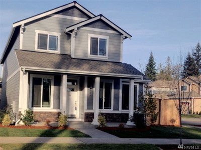 Lacey Single Family Home For Sale: 4734 47th Ave SE
