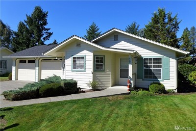 Centralia Single Family Home For Sale: 111 Longfellow Lane