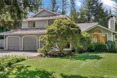 North Bend Single Family Home For Sale: 44525 SE 142nd Place