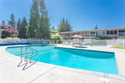 Bellevue Condo/Townhouse Sold: 5720 122nd Ave SE #180