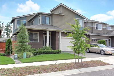 Bonney Lake WA Single Family Home For Sale: $375,000