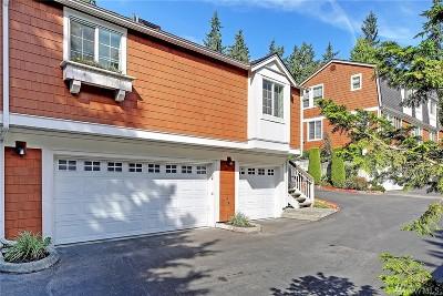 Bellevue Condo/Townhouse For Sale: 3058 128th Ave SE #40