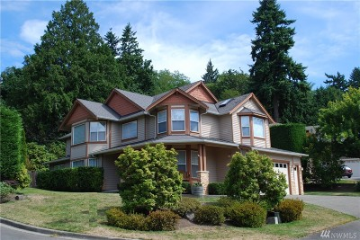 Kirkland Single Family Home For Sale: 6323 NE 130th Place