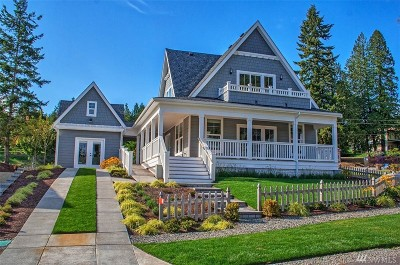 Port Ludlow Single Family Home For Sale: 48 Anchor Lane
