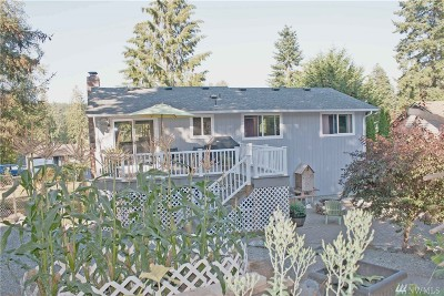Stanwood Single Family Home For Sale: 2330 255th St NW