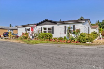 Auburn WA Mobile Home For Sale: $79,900
