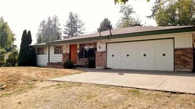 Auburn WA Single Family Home For Sale: $289,000