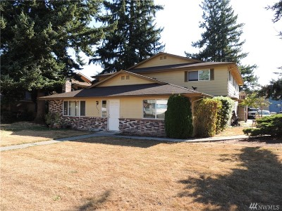 Everett Multi Family Home For Sale: 8609 8th Ave W