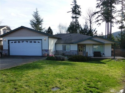 Mount Vernon Single Family Home Contingent: 3412 Junco Place