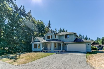 Bellingham Single Family Home For Sale: 1929 Governor Rd