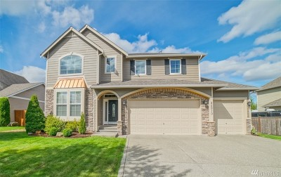 Graham Single Family Home For Sale: 22910 82nd Av Ct E
