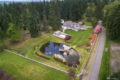 Woodinville Single Family Home For Sale: 14630 173rd Ave NE