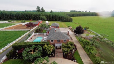 Chehalis Single Family Home For Sale: 251 Yates Rd