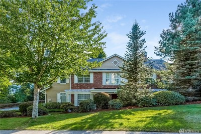 Newcastle Single Family Home For Sale: 17170 SE 100th St