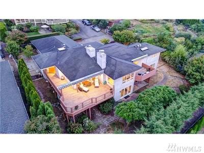 Kirkland Single Family Home For Sale: 6223 108th Ave NE