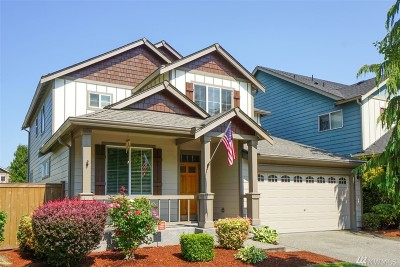 Fife WA Single Family Home Sold: $372,000