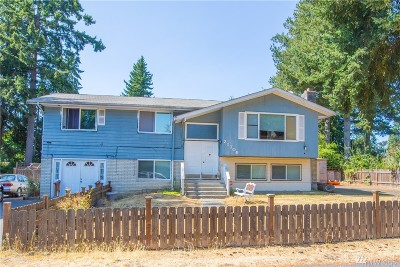 Edmonds Single Family Home For Sale: 21706 80th Ave W