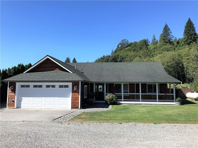 Sedro Woolley Single Family Home For Sale: 8038 Pipeline Rd