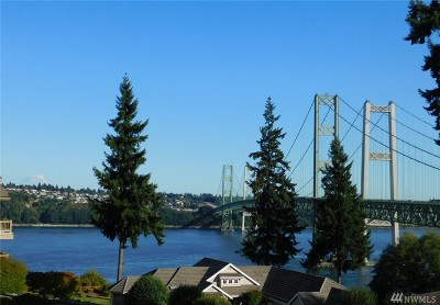 Gig Harbor Condo/Townhouse For Sale: 2019 14th Ave NW #F-153