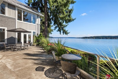 Gig Harbor Single Family Home For Sale: 7502 Ford Dr