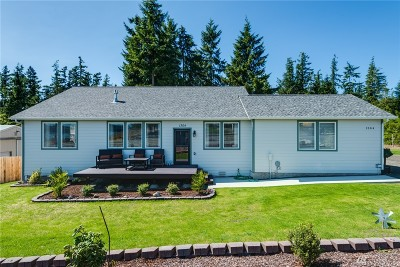 Port Ludlow Single Family Home For Sale: 1304 Thorndyke Rd