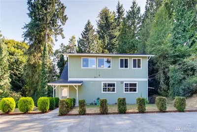 SeaTac Single Family Home For Sale: 4603 S 164th St