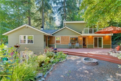 Shoreline Single Family Home For Sale: 19845 6th Ave NE