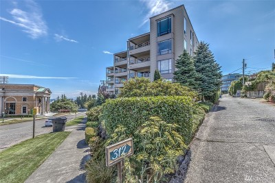 Tacoma Condo/Townhouse For Sale: 312 N Stadium Wy #301