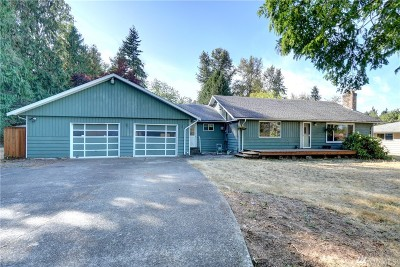 Puyallup Single Family Home For Sale: 10710 66th Ave E