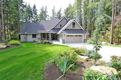 Blaine Single Family Home Sold: 5487 Canvasback Rd