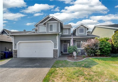 Snohomish Single Family Home For Sale: 5914 120th St SE