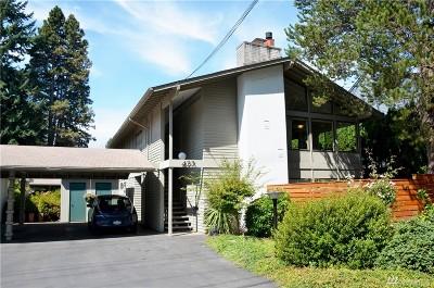 Bellevue Condo/Townhouse For Sale: 423 99th Ave NE #2