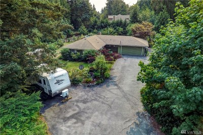 Puyallup Single Family Home For Sale: 5908 124th St E
