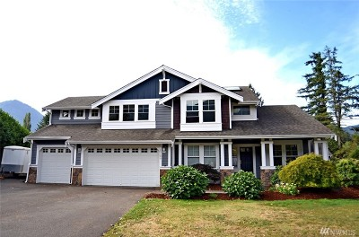 North Bend Single Family Home For Sale: 45509 SE 140th St