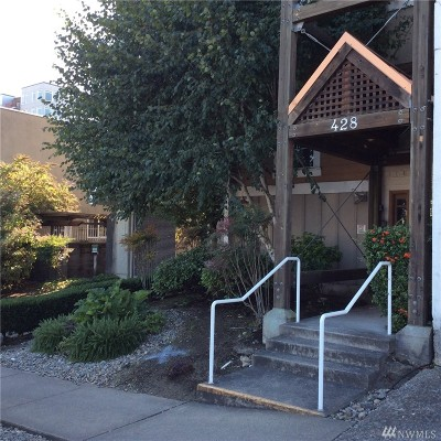 Tacoma Condo/Townhouse For Sale: 428 St Helens Ave #A