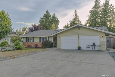 Single Family Home Sold: 4608 Guemes View