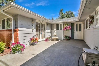 Puyallup Single Family Home For Sale: 5620 80th St E