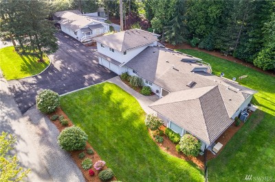 Bothell Single Family Home For Sale: 21804 49th Ave SE