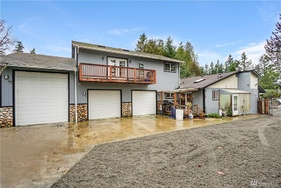 Lake Tapps Single Family Home For Sale: 6429 195th Ave E