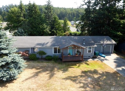 Anacortes Single Family Home For Sale: 4113 Kingsway