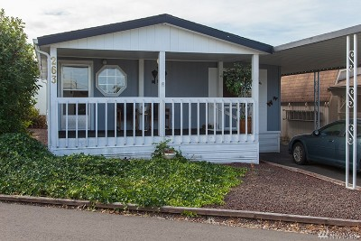 Bellingham Mobile Home Contingent: 1200 Lincoln St #263