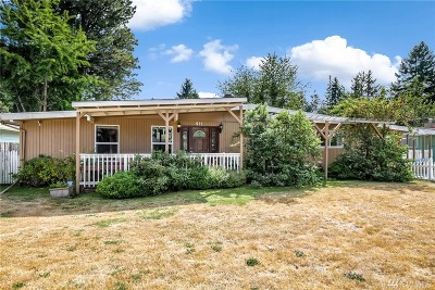 Normandy Park Single Family Home For Sale: 411 SW 200th St