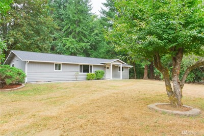 Gig Harbor Single Family Home Contingent: 12705 114th St Ct KPN