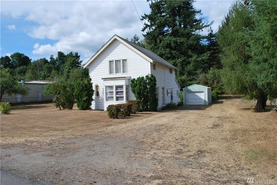 Single Family Home Sold: 32629 Cascade View Dr