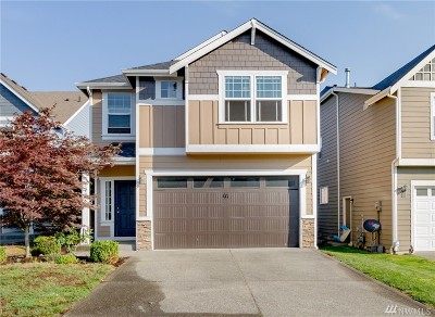 Puyallup Single Family Home For Sale: 11319 185th St E