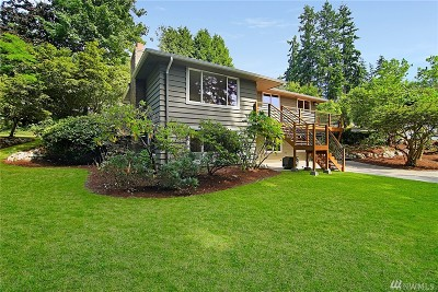 Edmonds Single Family Home For Sale: 8711 200th St SW