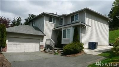 Lynnwood Single Family Home For Sale: 21513 12 Ave W